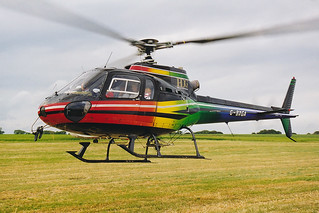 AS350B2 Ecureuil G-BXGA PDG Helicopters