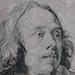 VAN DYCK Antoon - Portrait de Robert van Voerst, Graveur (drawing, dessin, disegno-Louvre INV19908) - Detail 12