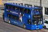 HF63 JJF, Portland Terrace, Southampton, November 23rd 2017 (Southsea_Matt) Tags: 1532 hf63jjf portlandterrace bluestar goahead alexanderdennis enviro400 adl e400 bus omnibus vehicle november 2017 autumn sigma 1850mm canon 60d southampton hampshire england unitedkingdom
