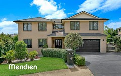 31 Bentley Ave, Kellyville NSW