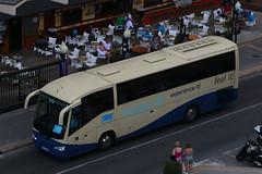 1439 HPW, Calle Girona, Benidorm, May 18th 2017 (Southsea_Matt) Tags: 1439hpw premier man irizar callegerona benidorm spain may 2017 spring canon 80d sigma 1855mm bus omnibus vehicle publictransport passengertravel