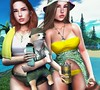📷     Sport, beach or... safari? (ℒidsα) Tags: stealthic toksik evani seul k realevilindustries toro ramasalon argrace scandalize empyreanforge brocante k9 kustom9 fameshedgo yellow green safari beach sport gacha sun itdoll doll girl cute woman lotd fashion game gamer gamergirl gamedoll avatar sl secondlife slavatar slfashion free freebie mesh pixel virtual virtualworld beauty beautiful photo photograph snapshot clothing clothes picture blog blogger slblogger secondlifeblogger moda event pey dog puppy