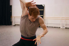 Watch: Edward Watson on dancing ballet's darkest roles