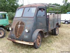Peugeot DMA dans son jus (MilanWH) Tags: festival national des vieilles mécaniques montcléra cazals peugeot dma dans son jus truck camion