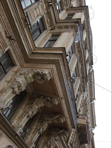 Здание на Невском ©  ayampolsky