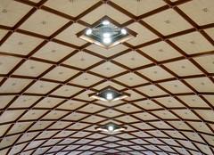 Muster - pattern (Berliner1963) Tags: výstavištěpraha pattern muster deckenkonstruktion decke ausstellungspalast ausstellungsgelände praha prague prag tschechien
