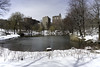 The Pool in Early Spring (Joe Josephs: 3,166,284 views - thank you) Tags: centralpark landscape nyc newyorkcity travel travelphotography city citypark cityscape outdoors park urbamexploration urban urbanparks snow cold coldweather snowstom ravinewater stream