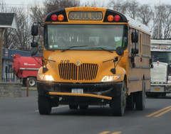 First Student #570 (ThoseGuys119) Tags: firststudentinc school bus ic ce saugerties ny