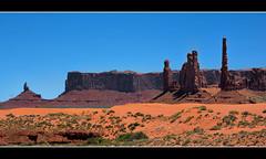 Monument Valley, AZ (Amarnath) Tags: monumentvalleynavajotribalpark monumentvalley hdr 4hdr arizonapassages