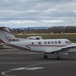 G-NIAB Beech Super King Air 200C Woodgate Air Charter Ltd thumbnail