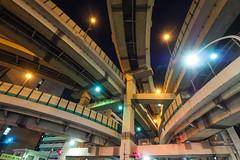 箱崎JCT|Tokyo (里卡豆) Tags: chūōku tōkyōto 日本 jp olympus penf 東京 tokyo tokyocity 關東 panasonicleicadg818mmf2840 panasonic leica dg 818mm f2840