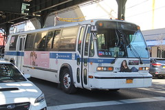 IMG_5886 (GojiMet86) Tags: mta nyc new york city bus buses 1999 t80206 rts 5167 subway shuttle 31st street 23rd avenue