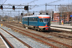 Kontshot DE 1 (vos.nathan) Tags: ns de 1 nederlands spoorwegmuseum nederlandse spoorwegen 41 blauwe engel gouda gd