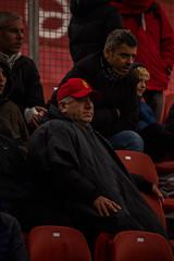 _MG_0026 (sergiopenalvagonzalez) Tags: futbol domingo palma de mallorca pelota jugadores aficion rojo negro pasion