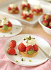 DSC_4766 copy (travellingfoodies) Tags: strawberry tartecitron lemontart japanesestrawberries ichigo cremechantilly strawberrytart frenchpastry tart fruittart sadaharuaoki