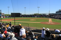 IMG_3255 (Joseph Brent) Tags: yankees spring training tampa florida steinbrenner field aaron judge