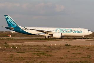 Airbus A330-900 F-WTTE MMMD 17MAR18