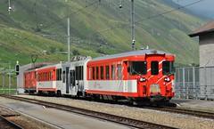 Realp 04.08.2017 (The STB) Tags: fo furkaoberalp narrowgauge schmalspuhrbahn schweizereisenbahnen schweizerbahnen dieschweiz swissrailways switzerland