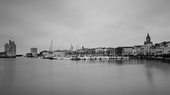 Port de la Rochelle (Explored April, the 3rd 2018) (JULIEN VI) Tags: nikond500 1750f28 larochelle paysage port portdelarochelle harbor landscape longuepose longexposure france charentemaritime inexplore explored