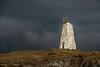 The Old Lighthouse (OwenLloyd) Tags: hcps cymru landscape llanddwyn uk wales lighthouse lowsun stormclouds
