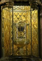 Holy Grail / Holy Chalice (London's Fog) Tags: valencia spain iglesiacatedralbasílicametropolitanadelaasuncióndenuestraseñoradevalencia cathedral valenciacathedral holygrail chalice