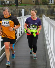 FUNK7216 (Graham Ó Síodhacháin) Tags: sportingeventsuk chathammaritime10k race run runners running athletics chatham stmarysisland medway 2018 creativecommons