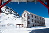 Independence Mine Bunkhouse (BradTombers) Tags: mine abandoned alaska cold winter sunshine blue sky architechture historical history tourism