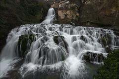 Cascada (Jose Cantorna) Tags: naturaleza nature nikon d610 cascada waterfall seda water agua saltodeagua rio