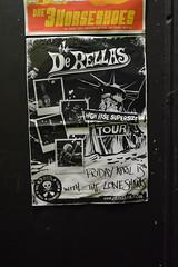 DSC_0108 (richardclarkephotos) Tags: tim bish joey luca © richard clarke photos derellas three horseshoes bradford avon wiltshire uk lone sharks guitar bass drums guitarist drummer bassist band bands live music punk