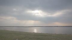 Sol over Ferring Sø (Walter Johannesen) Tags: ferring bovbjerg sol skyer eftermiddag sø