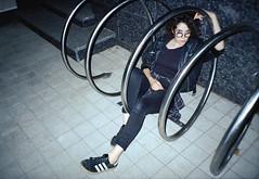 2017-09-26-0009 (newmandrew_online) Tags: пленка belarus girl filmisnotdead film filmphotografy 35mm konica beauty street