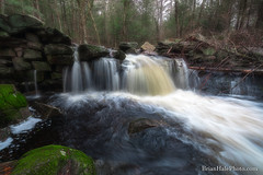 1-watermark-R (Brian M Hale) Tags: trout brook conservation area jefferson holden ma mass massachusetts newengland new england usa outside outdoors nature natural trees forest woods secluded stream river water fall waterfall spring brian hale brianhalephoto long exposure breakthrough filters photography