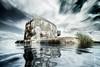 BUNKER PALACE HOTEL°27 (phil.seon) Tags: explore seascape sea landscape clouds nuage bunker beach water eau cloud