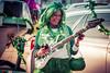 Air guitarist (sniggie) Tags: kentucky louisville saintpatricksday saintpatricksdayparade guitar musicalinstruments parade