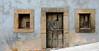 the house on the hill, Nava / la casa en la cuesta, Nava (Roger S 09) Tags: asturias nava casa casaenlacuesta pared ventana puerta wall door window