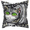 Cat (Palusalu) Tags: spoonflower cat catpillow onsale homedecor