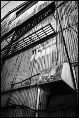 Tsukishima, Chūō-ku, Tōkyō-to (GioMagPhotographer) Tags: tōkyōto building tsukishima japonica chūōku leicamonochrom japanproject japan detail ch chku tokyo tkyto chūō