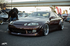Widebody Toyota Soarer | StanceNation Tokyo | HNTR (HntrShoots) Tags: silvia skyline stance stancenation tokyo odaiba carshow sarmeet meet soarer ae86 civic si typer s13 s14 s15 crown kei supra turbo boosted boost twinturbo 510 datsun bluebird lexus 370z 350z 666 prelude toyota hiace