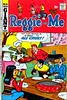 Reggie and Me 55 Front cover (zigwaffle) Tags: archie reggie comicbook teen humor riverdale betty veronica jughead 1972