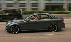 Mercedes - Benz, C63 AMG, Wan Chai, Hong Kong (Daryl Chapman Photography) Tags: ss7013 amg c63 mercedes benz hongkong china sar pan panning wanchai sigma 35mm f14 art car cars carspotting carphotography auto autos automobile automobiles