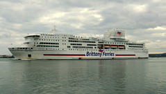 18 03 31 Pont Aven Cork (14) (pghcork) Tags: brittanyferries pontaven ferry ferries carferry corkharbour cork cobh ringaskiddy 2018