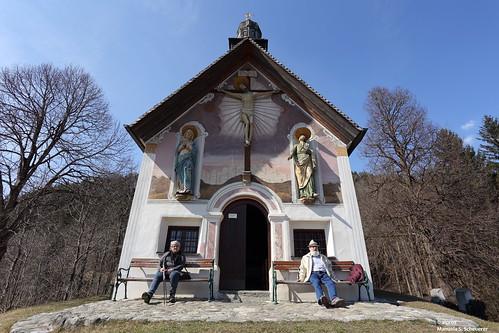 Kreuzbichl-Kapelle