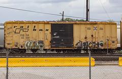 (o texano) Tags: houston texas graffiti trains freights bench benching lewis nekst a2m adikts dts defthreats mayhem