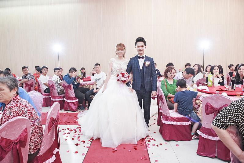 婚禮攝影 [堅一❤君縈] 訂結之囍@台南山西宮活動中心