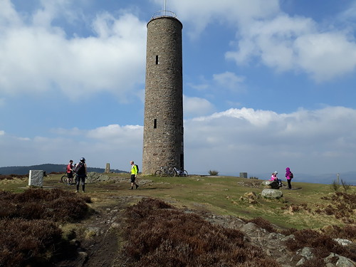 Scolty Hill tower