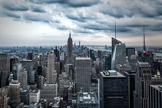 Manhattan from TOR