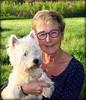 Lofty et moi (LILI 296...) Tags: canonpowershotg7x printemps duo lofty westie chien perro lovemydog dog