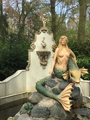 Den Lille Havfrue (MaxxieJames) Tags: europe holiday netherlands efteling theme park fairy tale fairytales forest magical little mermaid