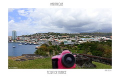 A small camera around the world (BE'N 59. Street photographer) Tags: martinique travel fortdefrance voyages travels