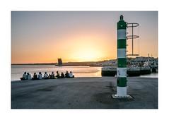 Belém, Lisboa (Sr. Cordeiro) Tags: belém lisboa lisbon portugal algés rua street cais pier farol lighthouse beacon rio tejo tagus river panasonic lumix lf1